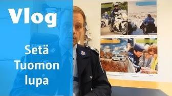 Vlog: Ampuma-aseluvan hakeminen