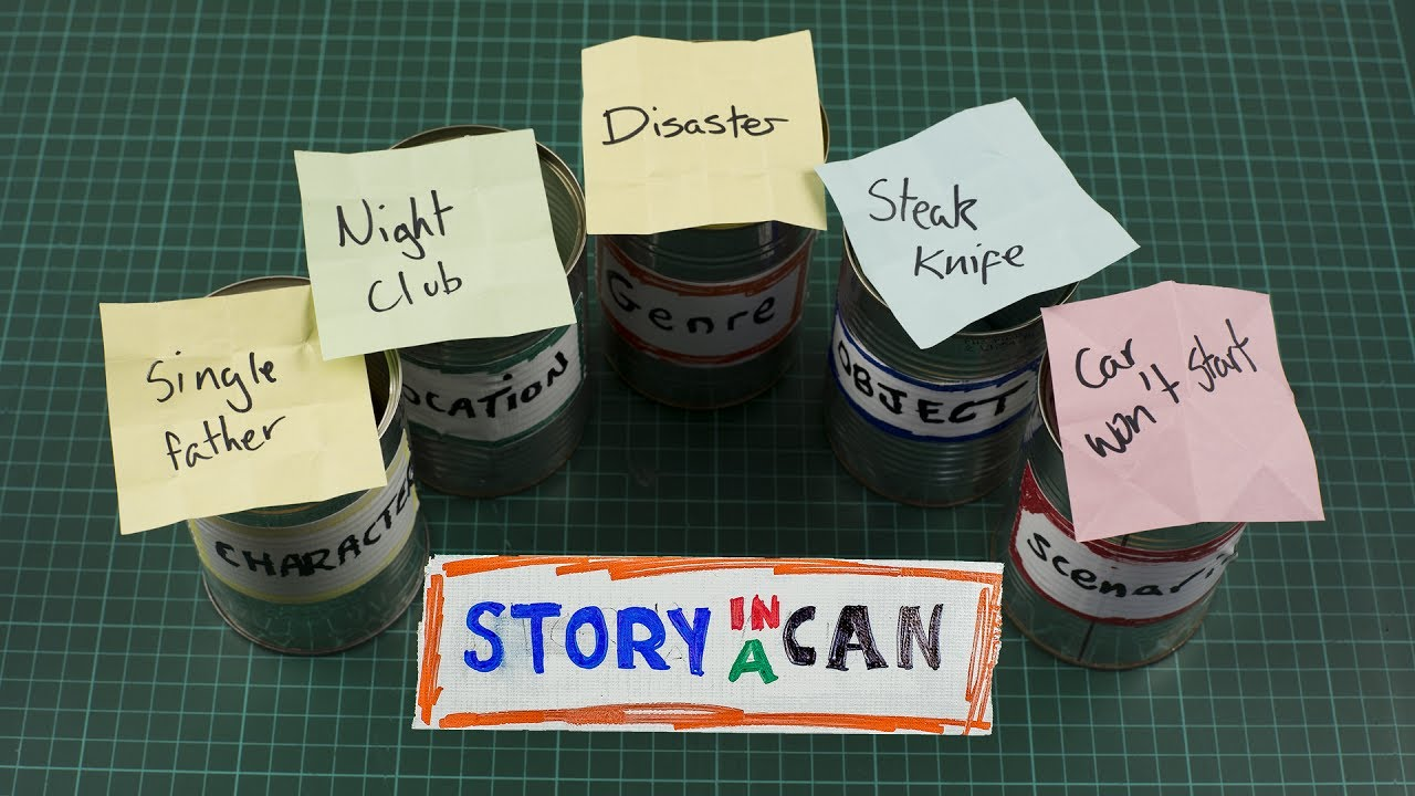 Story in a Can #6 |
