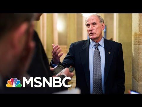 Senator Dan Coats Is Donald Trump's Leading National Intelligence Candidate   MSNBC