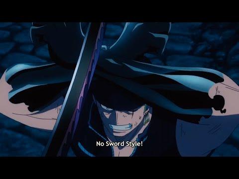 Zorro No Sword Style - One Piece Gold