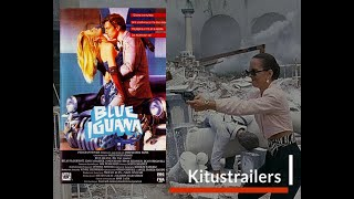 Blue Iguana Trailer (Castellano)