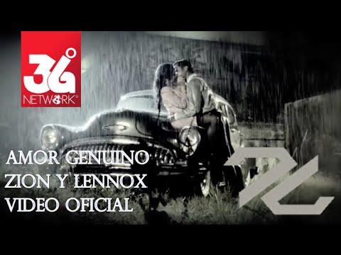 ZION Y LENNOX : Amor Genuino lyrics - lyricsreg.com