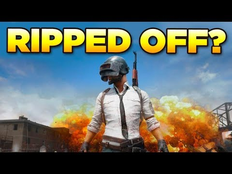 PUBG - RIPPED OFF? | BELOW THE LINE [25]