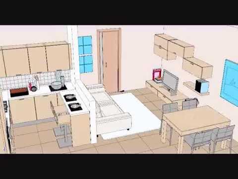 Progettazione interni arredamenti interni mobili terni for Baggioni arredamenti