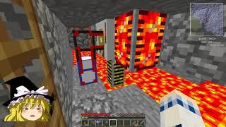 【Minecraft】科学の力使いまくって永久光ができるまで Part04【ゆ…