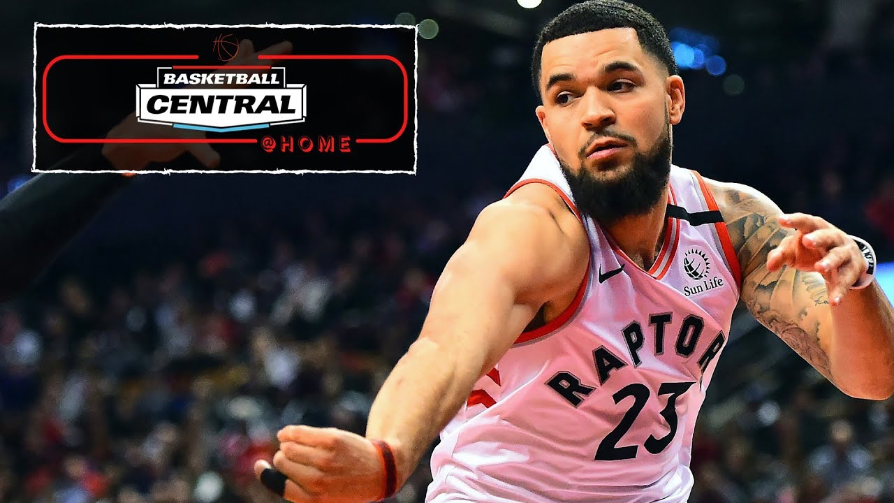 Top 5 Undrafted Raptors & Players Of All Time | Basketball Central @Home