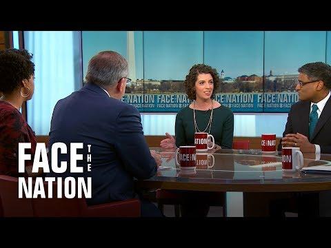 Face The Nation: Molly Ball, Ramesh Ponnuru, David Sanger