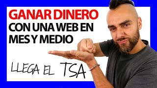 CÓMO GANAR DINERO POR INTERNET EN MES Y MEDIO (TSA) - #RomuTV