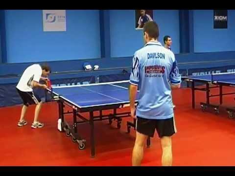 S.Couto x D.Mota - Tenis de Mesa ou Ping Pong ?!