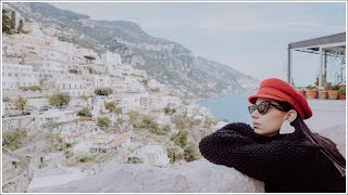 TRAVEL VLOG: Positano 🇮🇹 & prvi let ✈ thumbnail