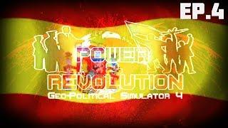 Geopolitical Simulator 4 FR (Power & Révolution) ESPAGNE S02 EP.4: Pyongyang résiste !