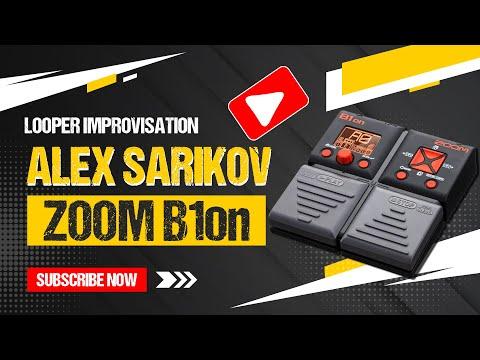 Zoom B1on / Test Sound