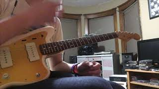 Kracked - Dinosaur Jr. (guitar cover) Thumb