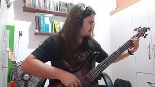 Vader - When darkness calls (bass cover)