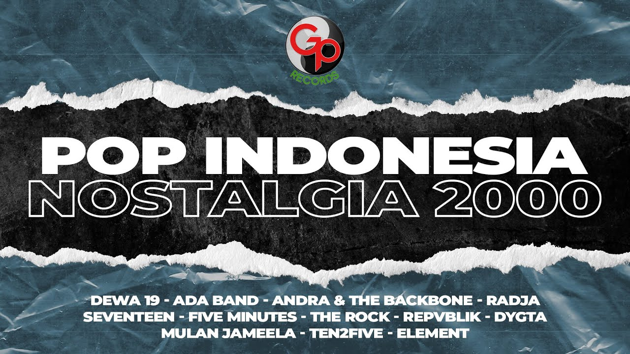 Download Pop Indonesia Hits 2000an • Area Nostalgia • #LIVEMusik