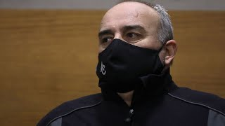 Angel Cabrera Former US Open and Masters golf champion jailed for