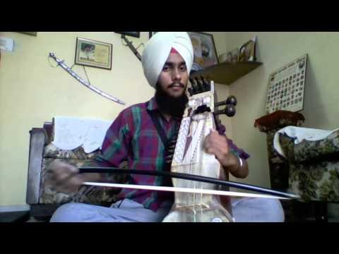 Hun Mere Kolon Dukh | Farah Anwar | Sarangi | Sardar Satwinder pal Singh