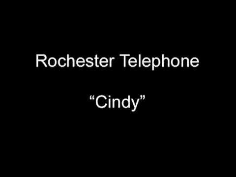 "Radio —  Rochester Telephone  |  ""Cindy"""