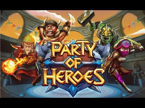 Party of Heroes - Android Gameplay HD