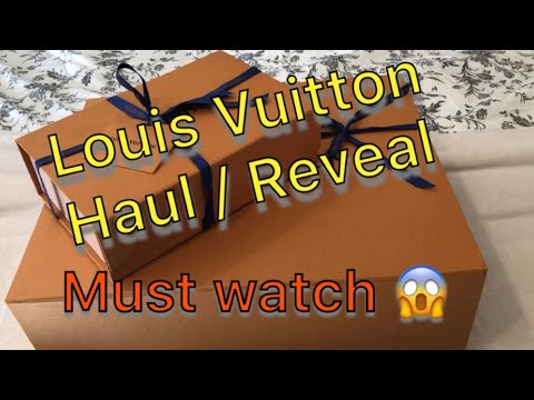 df8773a55af59 Repeat Louis Vuitton Haul/ Reveal ❤️ Luxury Haul 😍💕 Must Watch ...