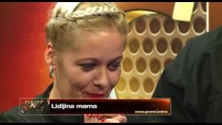 Lidija Jankovic - Prebolecu, Ti ona i ja - (live) - ZG 1 krug 16/17 - 10.12.16. EM 12