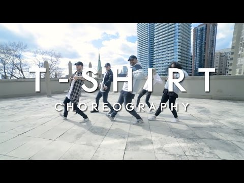 Migos - T-Shirt Choreography by @reet_roy | @danceonnetwork @migos