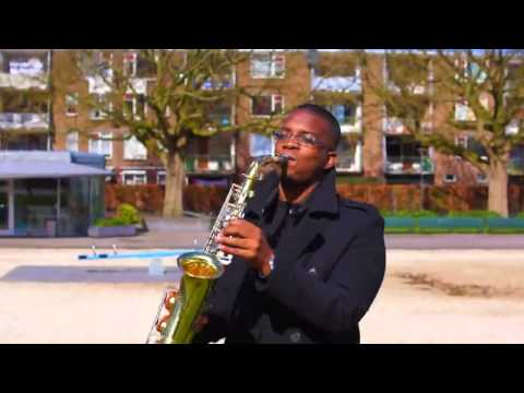 My God is Awesome Charles Jenkins Saxophone Cover HD
