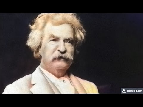 Mark Twain The Complete Interviews Mark Twain Biography
