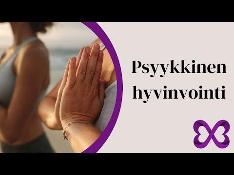 Esko Silén – Psyykkinen hyvinvointi