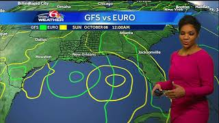 Tracking the Tropics for Oct. 4: What's next for tropical system in Caribbean