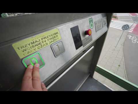 Poland, Warsaw, Dworzec Gdanski metro / Warszawa Gdańska train station, 20X elevator, 4X escalator