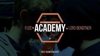 Lord Bendtner Vs Fuze | Academy18 | Rap Battle