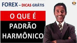 FOREX   O QUE É PADRÃO HARMÔNICO
