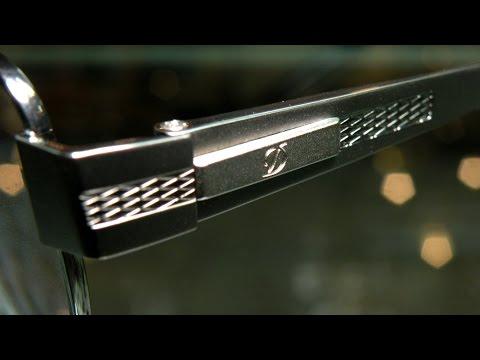 S T Dupont eyewear 眼鏡框4款男仕必買titanium frame