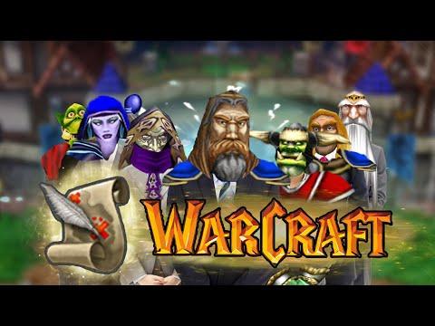Редактор Warcraft 3 для дэбилов. Часть 1