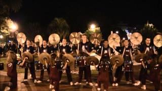 FSU Marching Chiefs   Big 8 Drumline