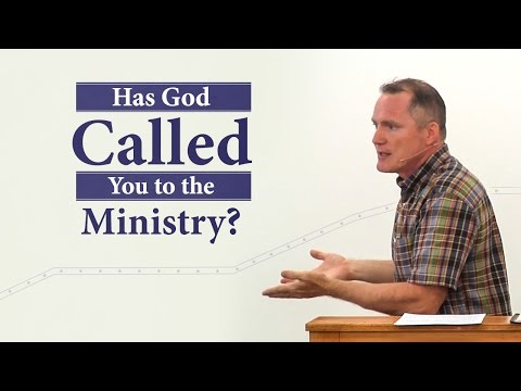 Has God Called You to the Ministry? - Tim Conway - YouTube