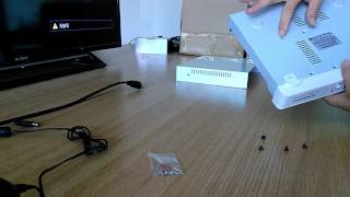 how to install hard drive for defeway DVR