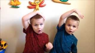 Twins Sing Preschool Songs: Days of the Week