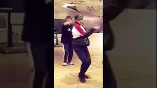 EXO 엑소 닿은 순간 (Ooh la la la) dance practice(For XIUMIN)