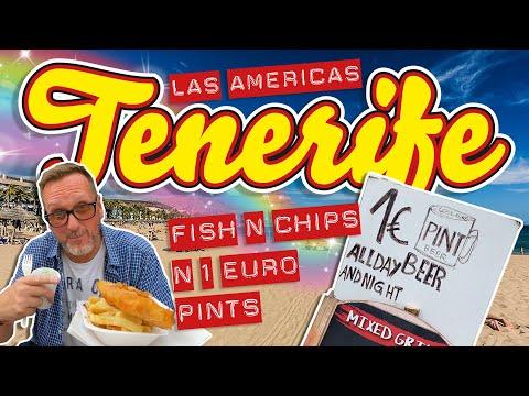 Tenerife Las Americas