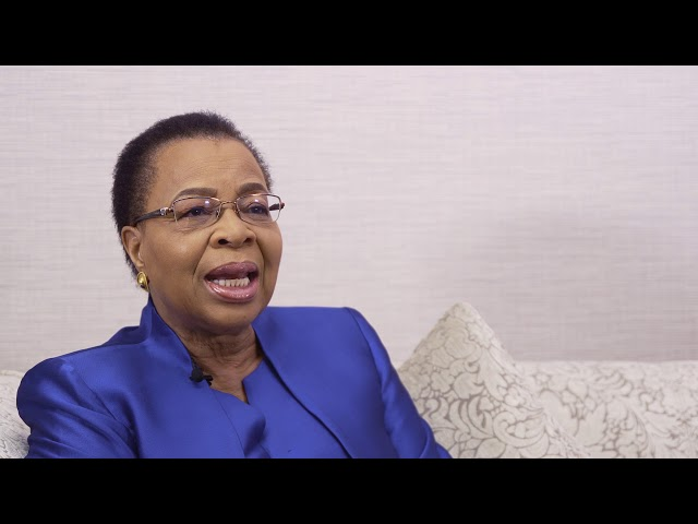 A message from Graca Machel on the AYNM
