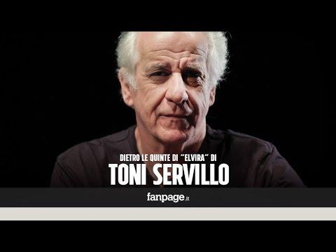 Toni Servillo racconta Elvira, il nuovo spettacolo in scena al Piccolo Teatro