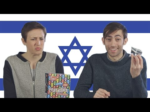 Americans Try Israeli Snacks (NOTE: THIS IS NEITHER AN ENDORSEMENT NOR CONDEMNATION OF ISRAEL)