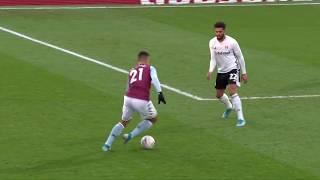 Fulham 2 - 1 Aston Villa | Highlights