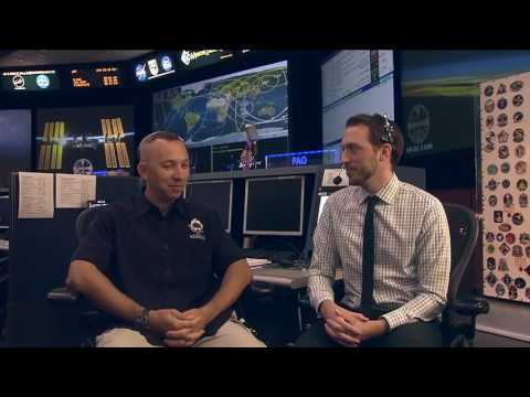 Space Station Live: Training Underground and Underwater for Space Missions