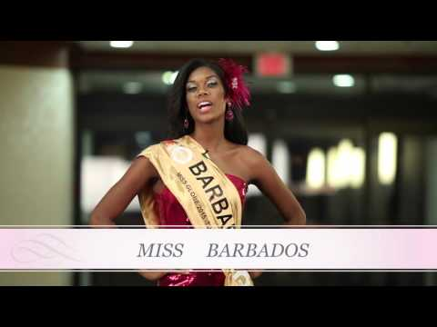 Miss Globe 2015 - Barbados