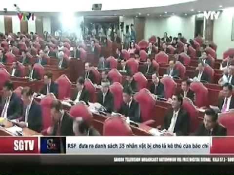 Tin Việt Nam, đài Saigon Television ngày 03/11/2016.