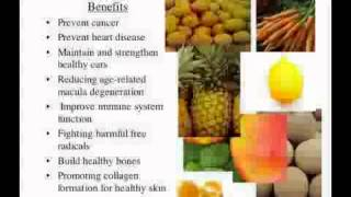 Benefits Of Different Colored Fruits and Vegetables Thumbnail