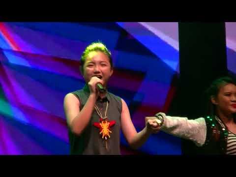 Crystal Lee 李馨巧 1, Rock The Moon Concert, 8 Oct 2017